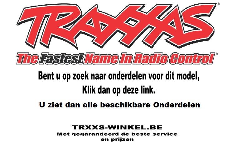 Onderdelen voor uw Traxxas Model vind U bij www.trxxs-winkel.be