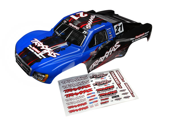Traxxas furthermore Tra68086 21 furthermore Corrugated Plastic Roofing Build Your Roof Yourself Easily moreover 7005RearExplodedView likewise 44094Rear. on traxxas slash 4x4 parts diagram
