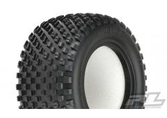 "PR8263-103 Wedge T 2.2� Z3 (Medium Carpet) Off-Road Carpet Truck Front Tires for 2.2"" Truck Front"