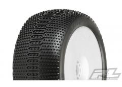 "PR9060-033 Electroshot VTR 4.0"" X3 (Soft) Off-Road 1:8 Truck Tires Mounted for Front or Rear, Mounte"