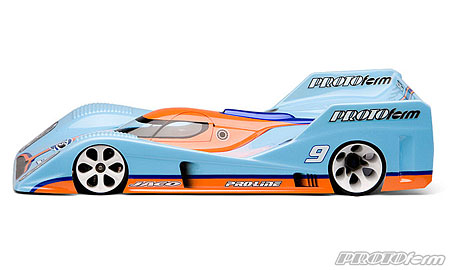 Pro1611 21 Amr 12 Light Weight Clear Body For 112 On Road Cars
