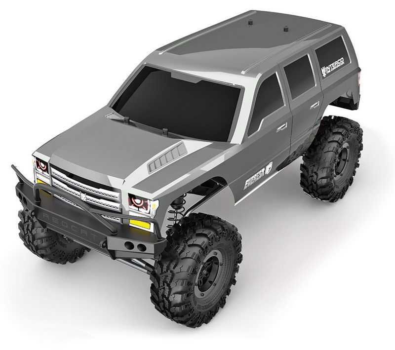 Redcat Racing Everest Gen7 Sport Trail Truck – Autocars