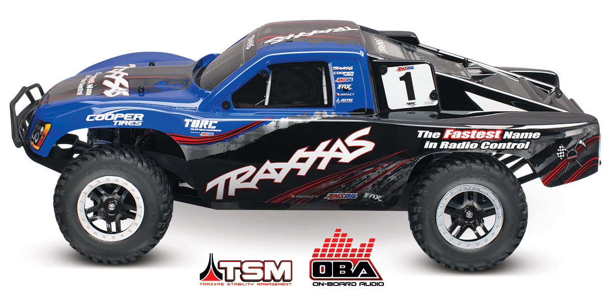 Sema 2014 We Can All Race Like The Pros Thanks To Traxxas furthermore P445446 furthermore Tra58034 2 together with 35035 Traxxas Slash 1 10 Vxl Brushless Tqi Lcg Oba Tsm Rtr 0020334584731 likewise 401050450448. on traxxas slash audio