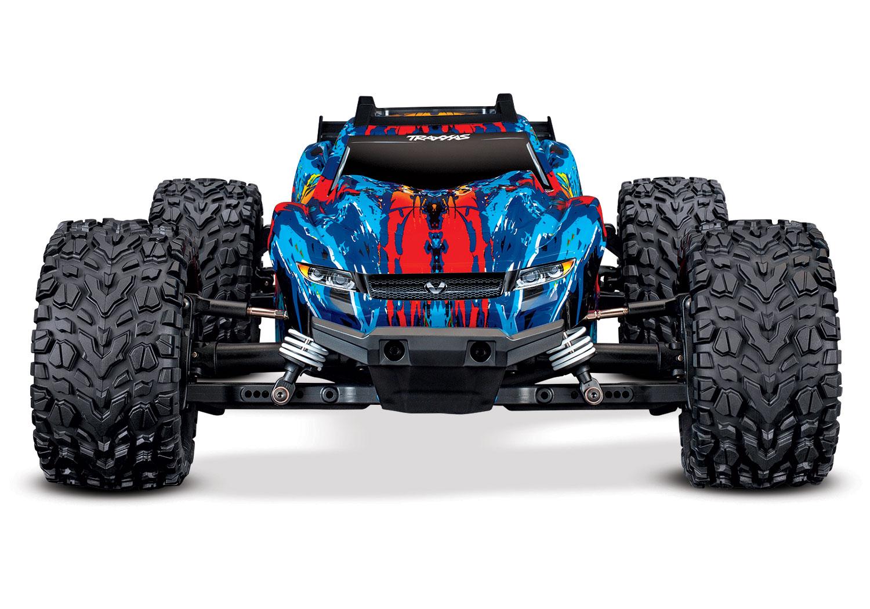 Traxxas Rustler 4x4 Vxl Brushless Stadium Truck Rtr Tsm 2