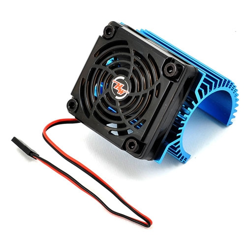 Hobbywing Fan + Heatsink C1, 5V, 36mm diam, 60mm length ...