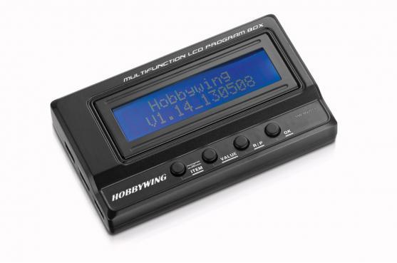 Hobbywing Multifunction LCD Program Box