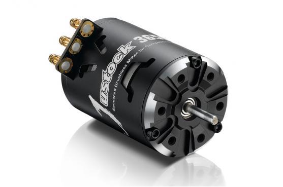 Justock 3650SD 13.5T Black G2, 2800kv
