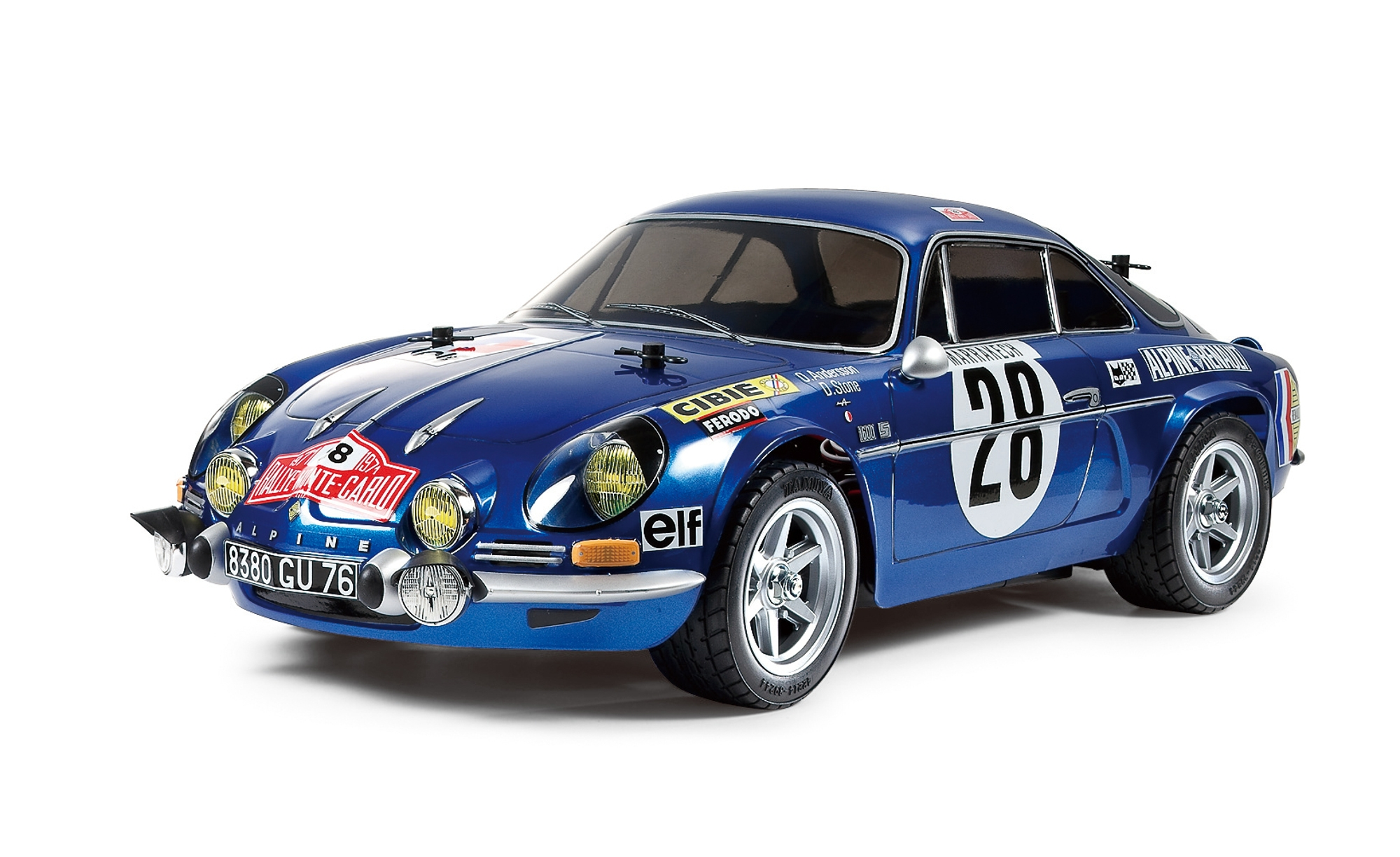 tamiya 1 10 m 06 renault alpine a110 monte carlo 71. Black Bedroom Furniture Sets. Home Design Ideas