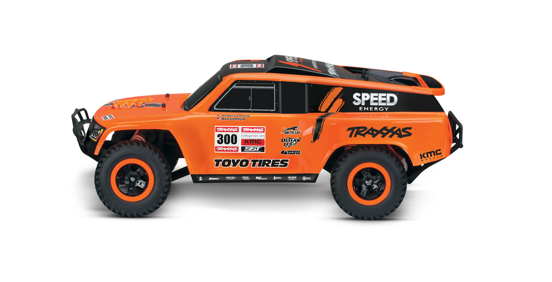 Slash Robby Gordon Gordini Edition Dakar Compleet Trx58044 1