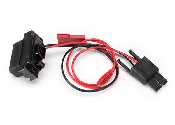 Traxxas TRX7286 LED-verlichting, voeding (gereguleerd, 3V, 0,5-amp)