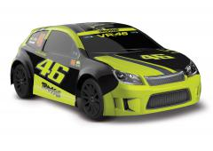 LaTrax Rally 1/18, brushed RTR VR46 Valentino Rossi edition 75064-1VR46