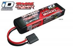 5000mAh 11.1V 3S 25C ,ID Summit, E-Revo Slash TRX2872X