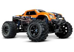 Traxxas X-Maxx Special Edition Oranje Met 30+ volt en extreme 8s power Brushless Monstertruck TRX770