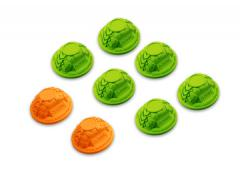 AX12014 Gate Marker Set Green/Orange - 10 pcs