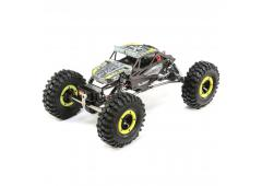 ECX 1/18 4WD Temper Gen 2, Brushed: geel RTR Int (ECX01015IT1)