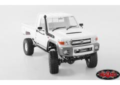 RC4WD TF2 LWB met Land Cruiser LC70 Body Set Bundle