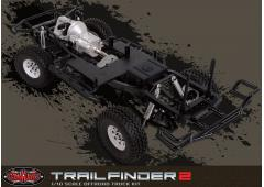 RC4WD Trail Finder 2 Truck Bouwkit
