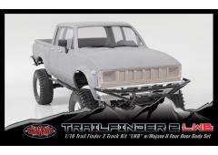 "RC4WD Trail Finder 2 Truck Kit ""LWB"" met Mojave II Four Door Body Set"