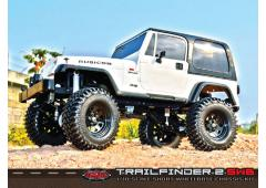 RC4WD Trail Finder II SWB Kit, zonder Body