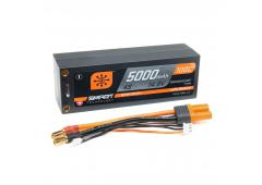 5000mAh 4S 14.8V 100C Smart LiPo Short; 5mm Tubes (SPMX50004S100HT)