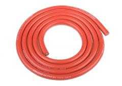 Ultra V+ Siliconen kabel - Super flexibel - Rood - 10AWG