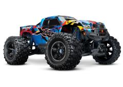 TRAXXAS X-Maxx Special Edition Rock and Roll Met 30+ volt en extreme 8s power Brushless Monstertruck