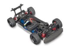 1/10 Scale 4-Tec 2.0 VXL AWD Chassis