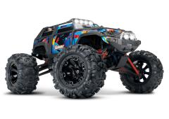 Traxxas Summit 1/16 4WD Monster truck, TRX72054-1 Model 2018 Rock en Roll