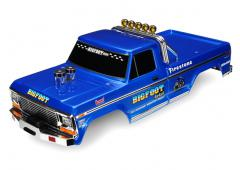 Traxxas TRX3661 Body, Bigfoot No. 1, Officieel Licensereplica (geverfd, emblemen aangebracht)