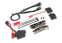 Traxxas TRX7185A LED-verlichtingsset, 1/16 E-Revo (inclusief voeding, voor- en achterbumpers, lichth