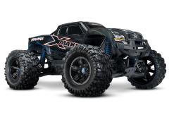 Traxxas X-Maxx Special Edition Blauw Met 30+ volt en extreme 8s power Brushless Monstertruck TRX7708