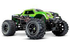 Traxxas X-Maxx Special Edition Groen Met 30+ volt en extreme 8s power Brushless Monstertruck TRX7708