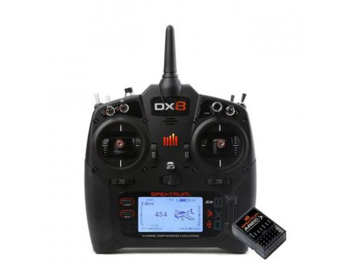 DX8 Transmitter Only Mode 2 EU + AR610 (SPMR8000EUC)