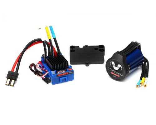 TRX3350R Velineon Brushless Power System Waterproof